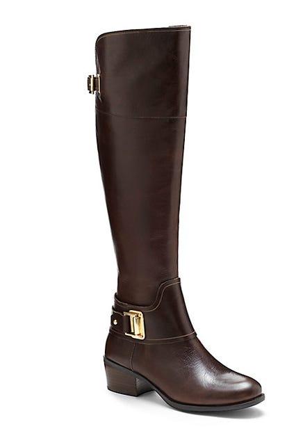 knee high fall boots footwear trends 2014