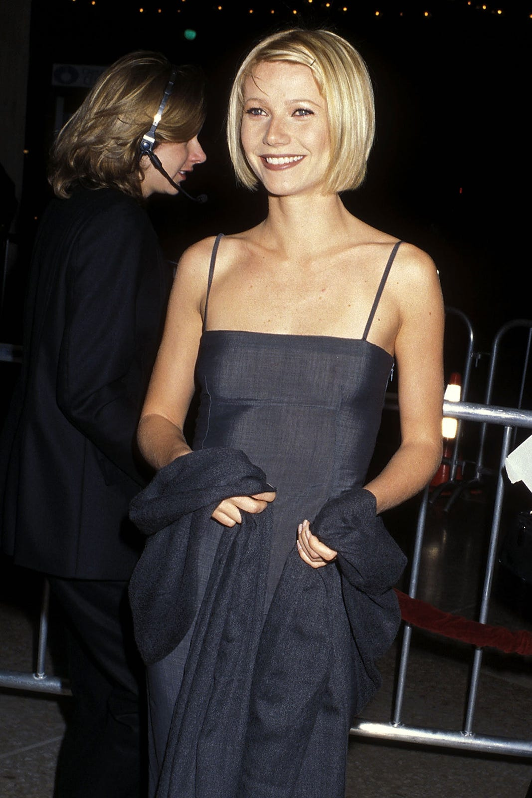 Gwyneth Paltrow Lookbook Throwback 90s Fashion Photos