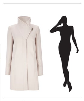 Womens Winter Coats To Flatter Every Body Type