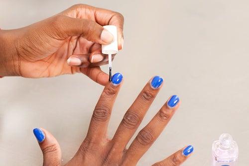 How To Remove Nail Polish Top Coat Beauty Trick