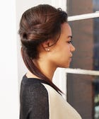 Pump Up The Volume With This Party-Ready Updo