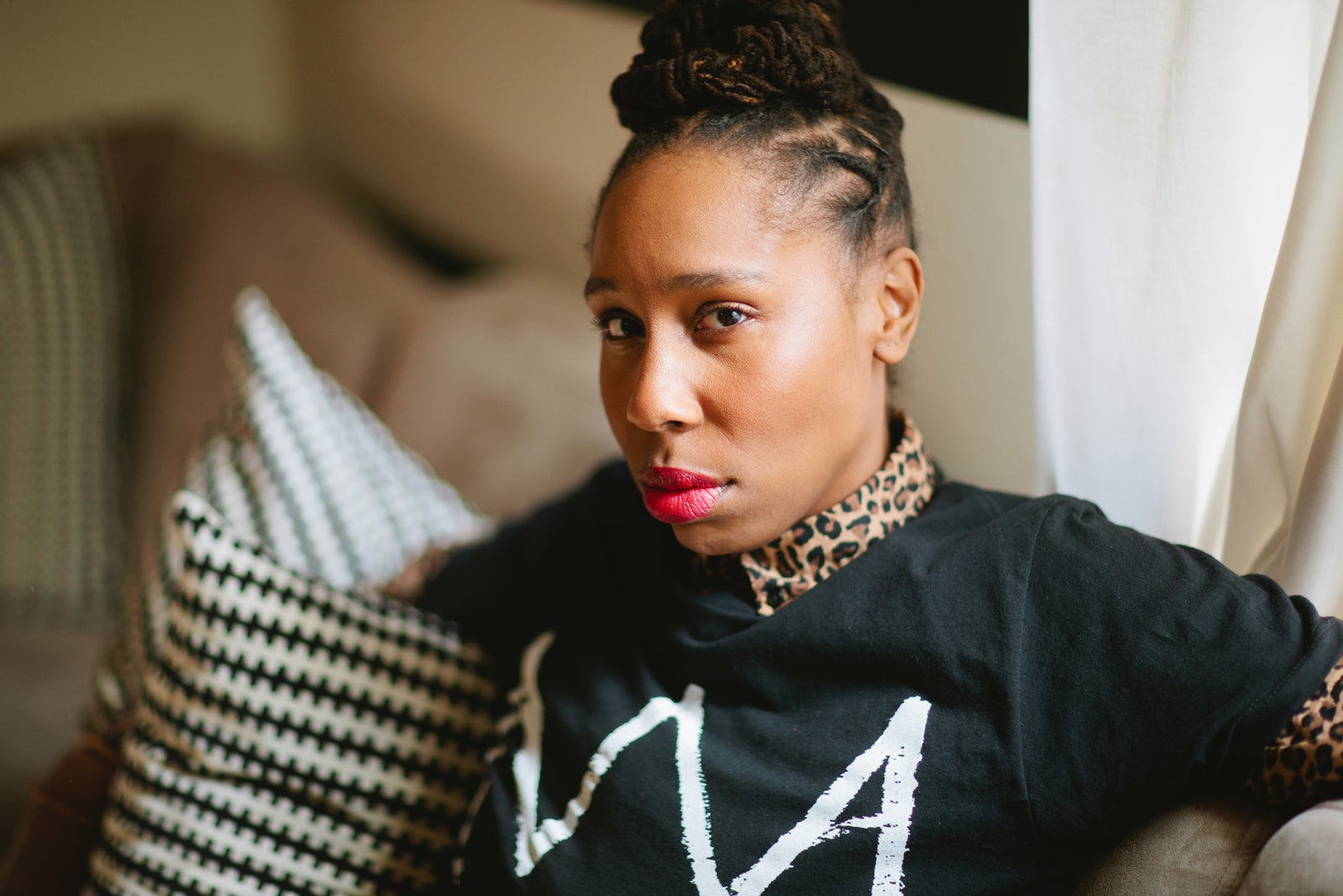 Lena Waithe Nude Photos 20