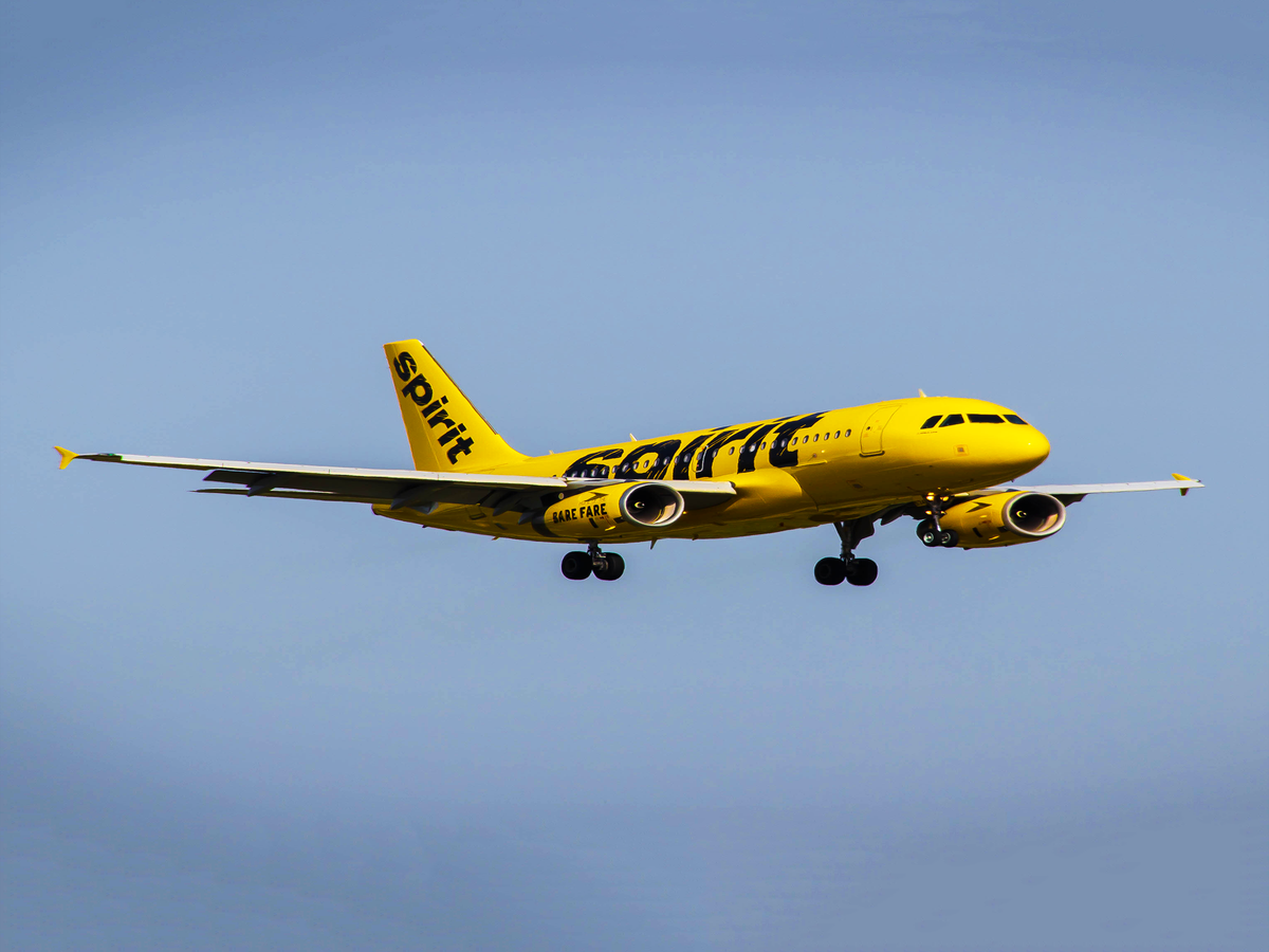 Spirit airlines has 25 flights right now do not miss for Spirit airlines ticket prices