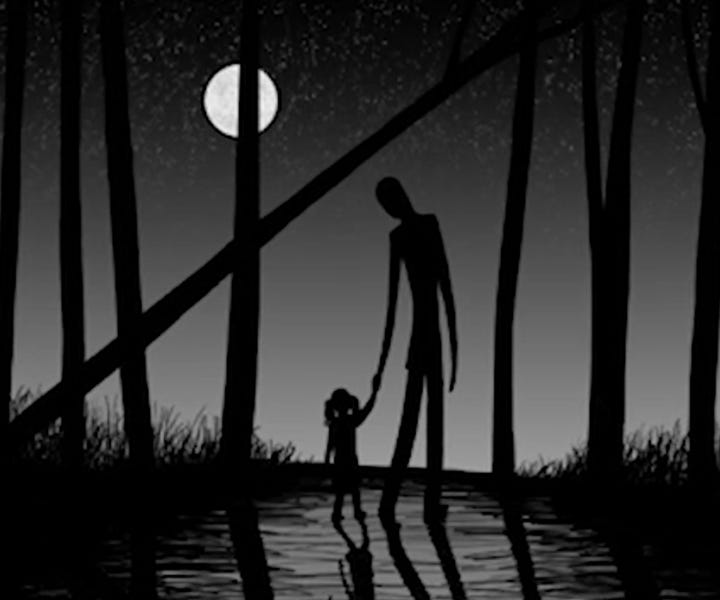 What Is Slender Man Creepypasta Meme Meaning