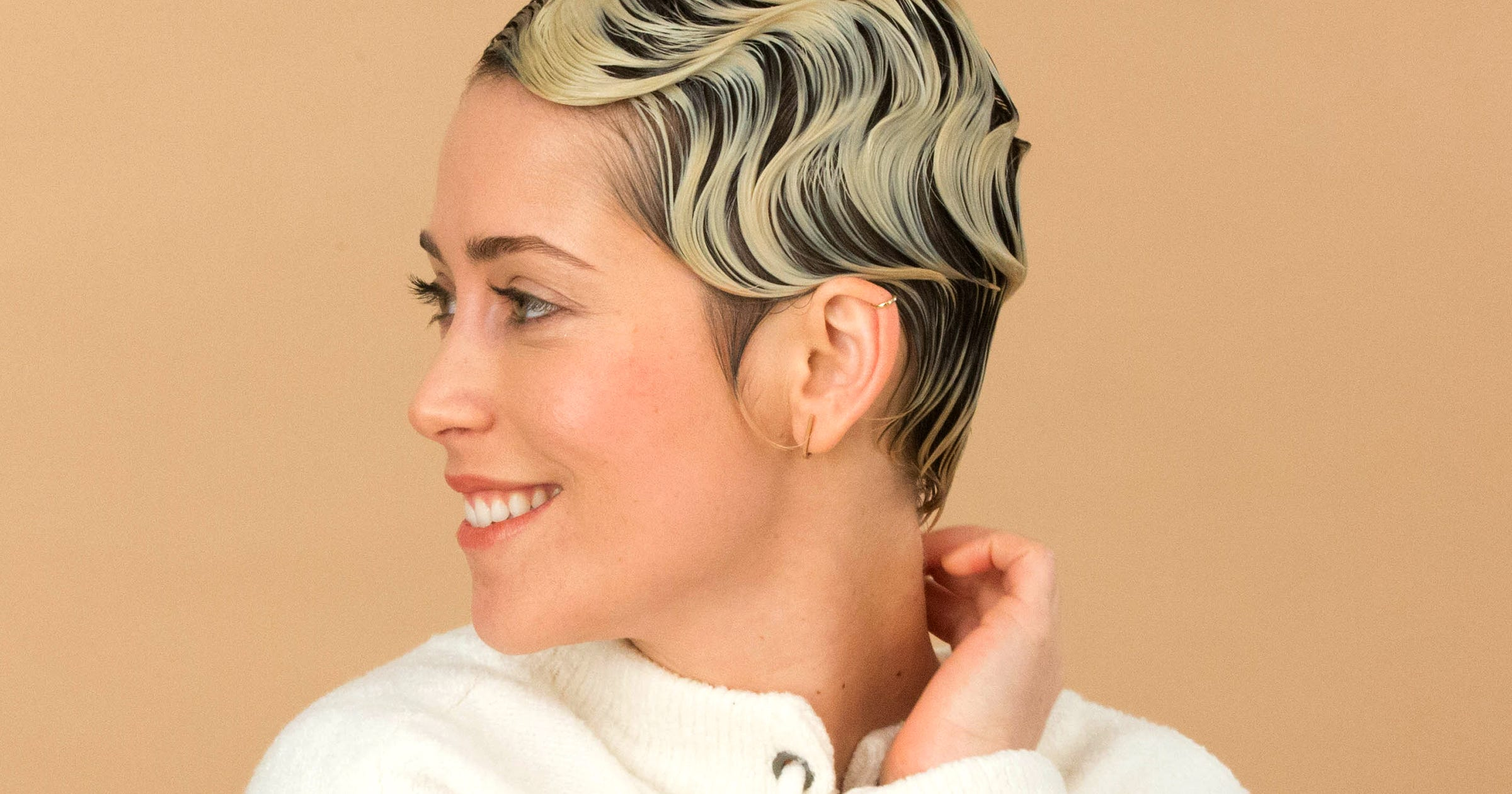 Finger Wave Hair Styles: Finger Waves Easy Retro Hairstyle Tutorial Video