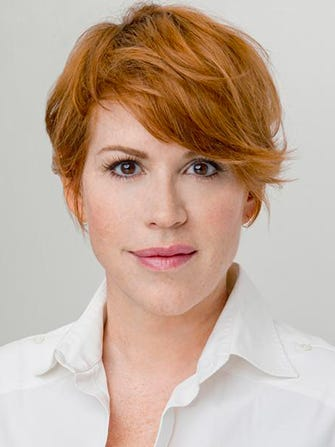 Molly Ringwald advice