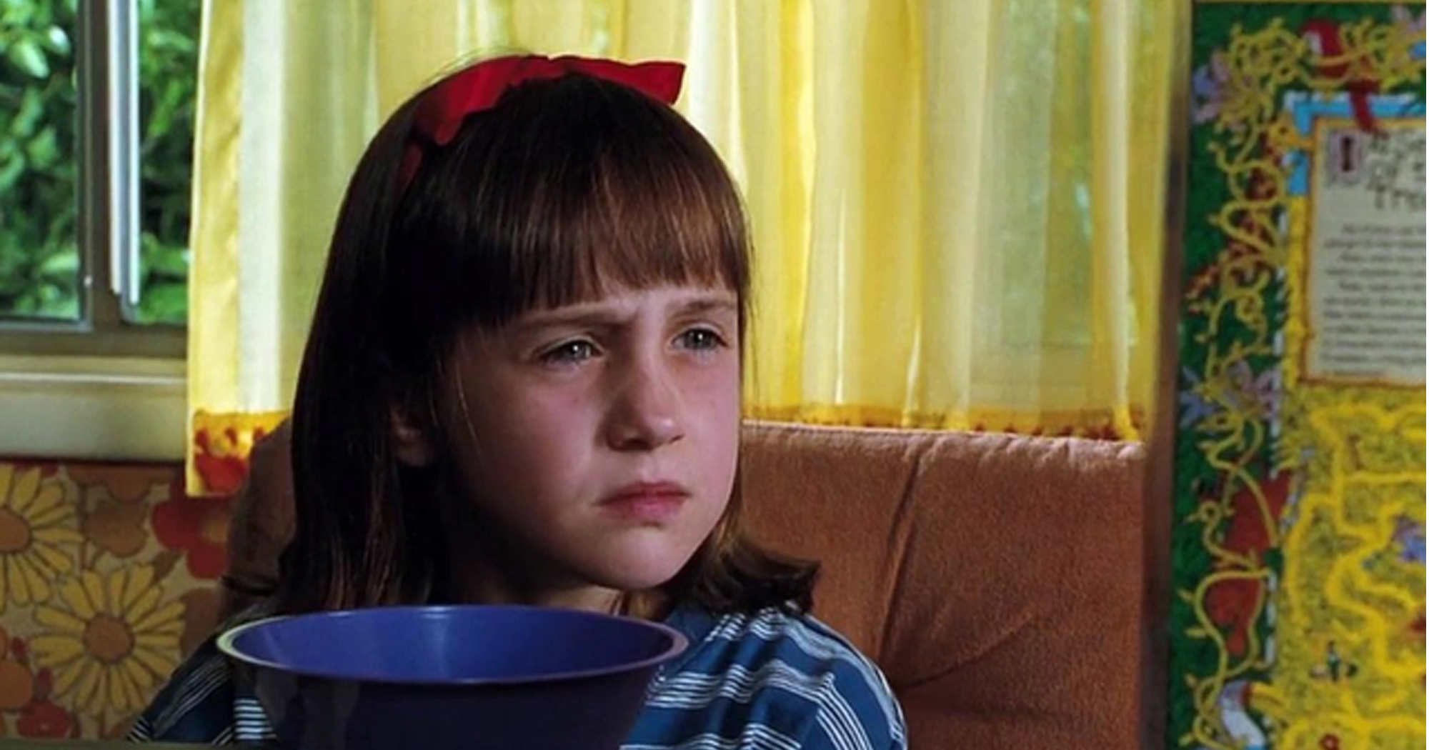 film analysis matilda Ever wondered how matilda follows the standard plot of most stories come on in and read all about it.