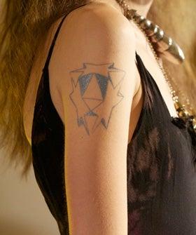 Temporary Tattoos Beauty S Baddest It Accessory