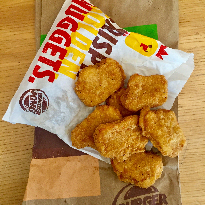Best Fast Food Chicken Nuggets Comparison McDonalds BK