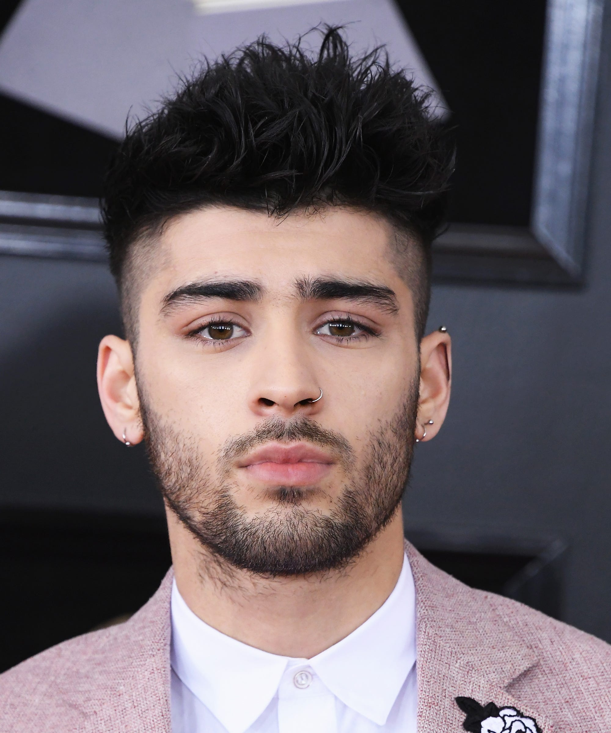 Zayn Malik Hair Styles: Cool Men Short Haircut Ideas images