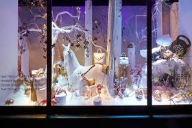 Holiday Window Displays Best Of London 2013