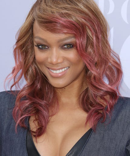 All Ages Now Welcome On Antm Tyra Banks Announces: Tyra Banks Baby Birth Announcement York Banks Asla
