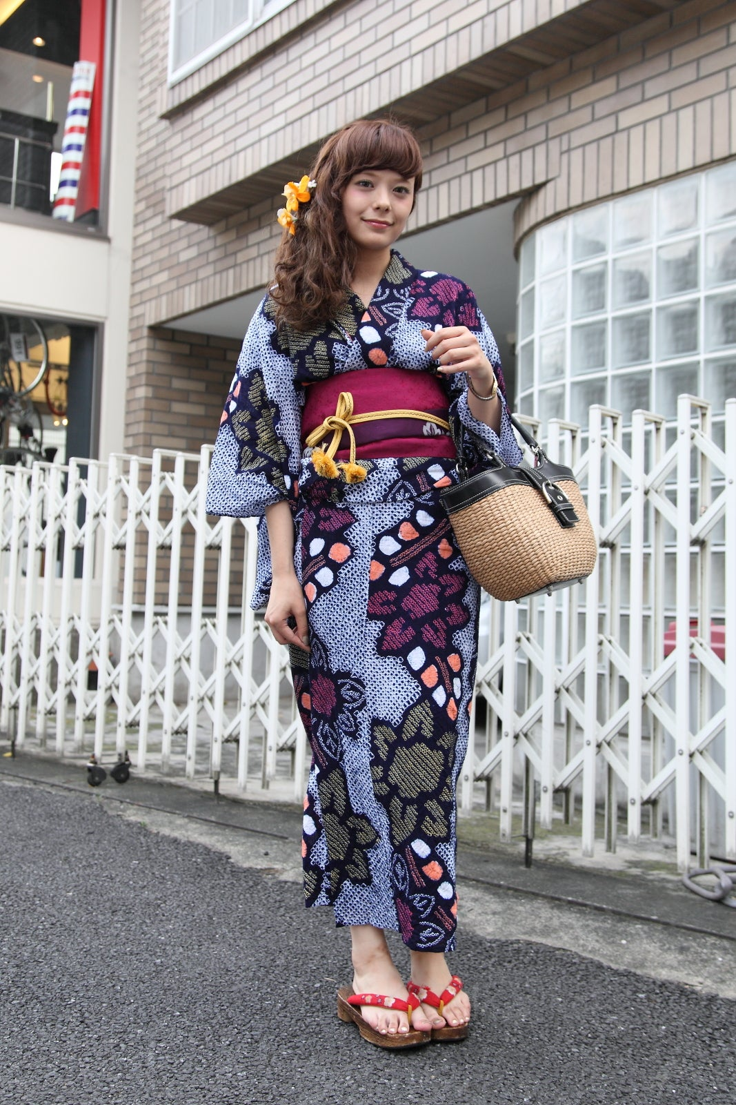 Traditional Japanese Clothing - Tokyo Street Style