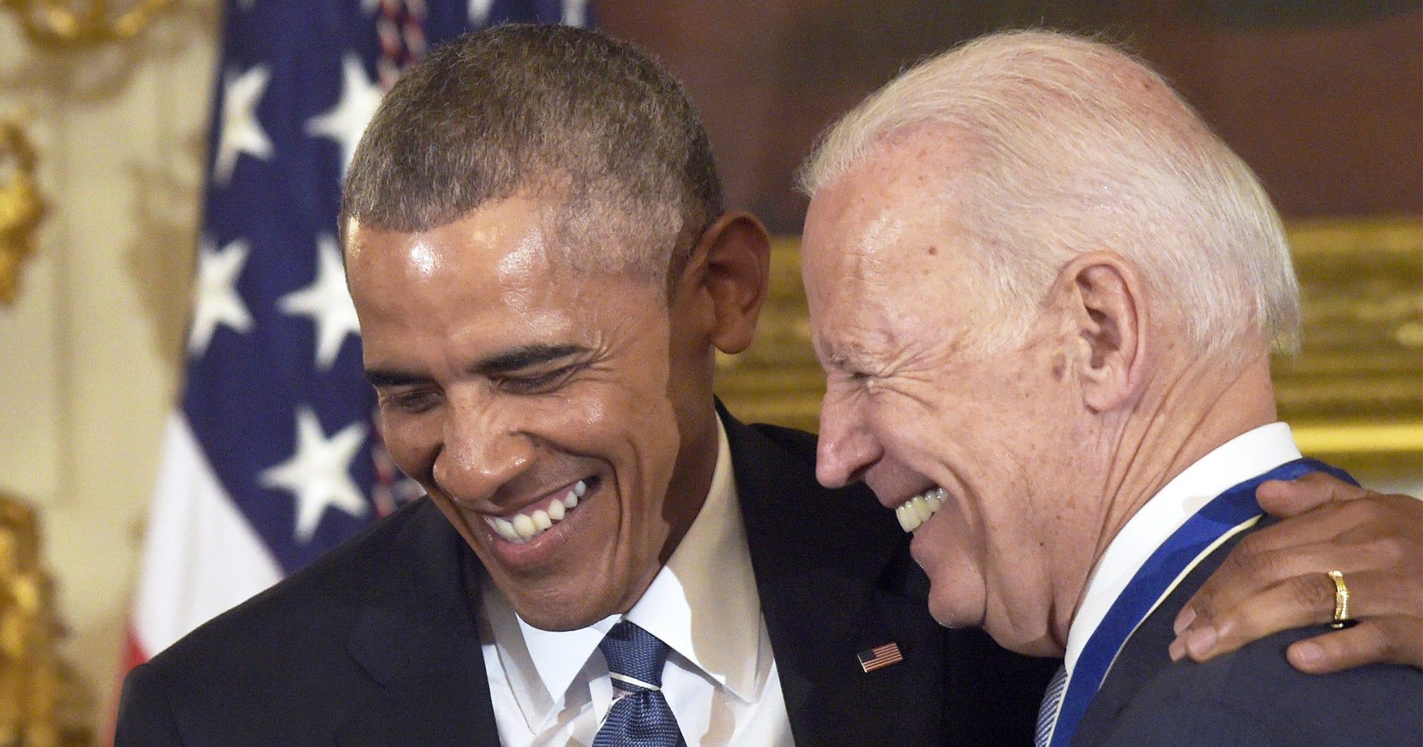 Barack Obama biden photo gallery