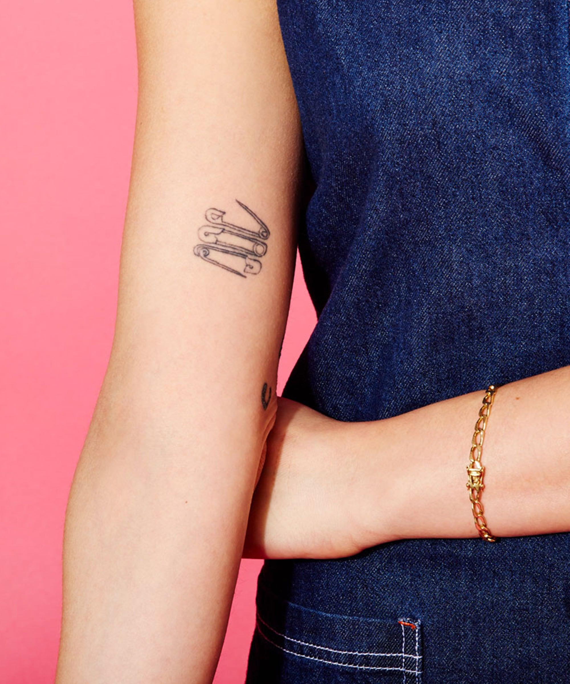 Tattoos Increase Self Esteem Depression Suicide Study