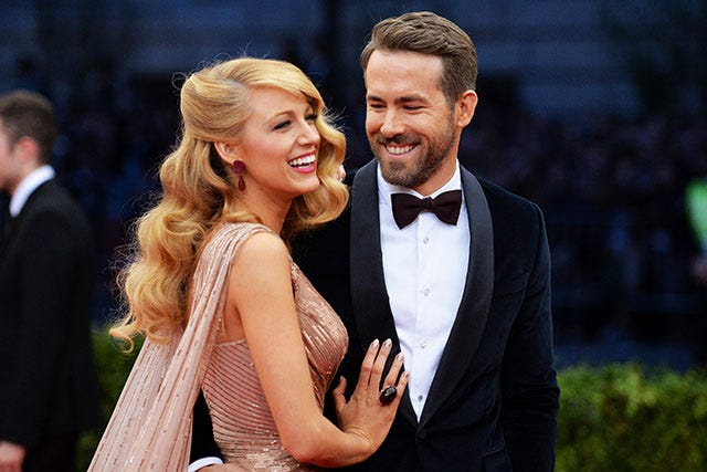 Blake Lively Births Half-Canadian Perfection