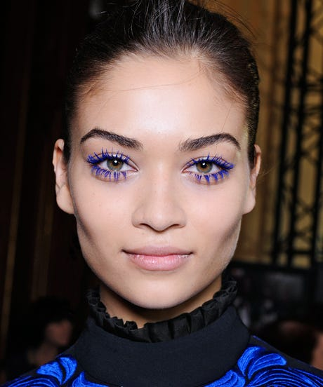Brightly Colored Mascara — How To Wear Vibrant Lashes