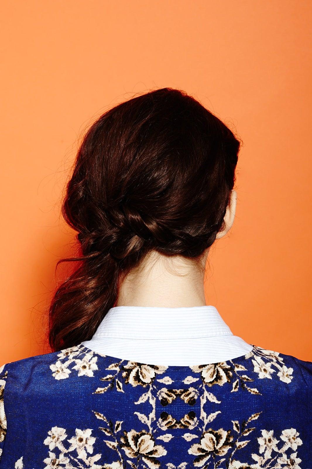 Ponytail Hairstyles-Cute, High, Twisted, DIY Look