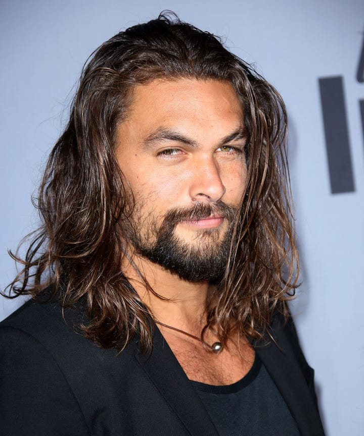 Jason Momoa Baywatch Role Pics Before Game Of Thrones