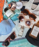 Wait! Don't Go To The Beach Without These 7 Must-Haves