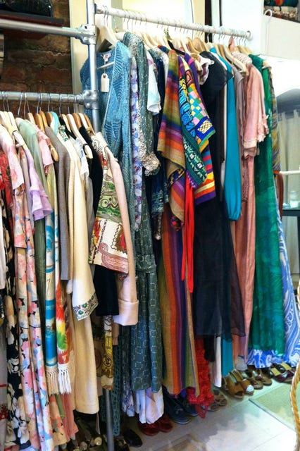 Vintage clothing wholesale in ny