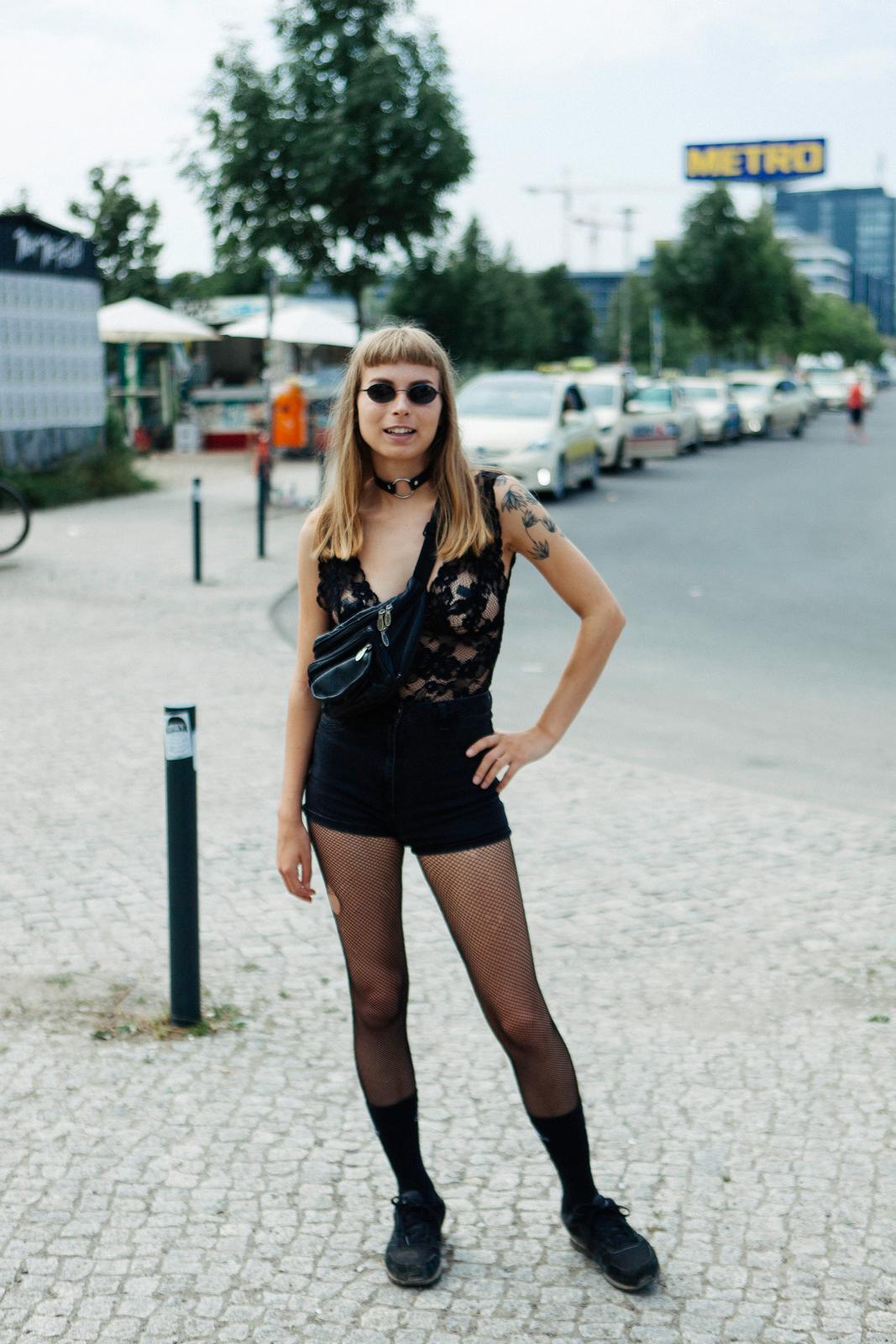 Berlin Club Fashion Style