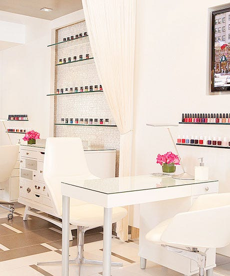 Best Nail Art Salons In Los Angeles: Best Nail Salon Shops Los Angeles