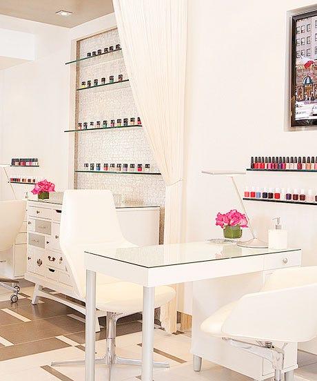 Nail Art Spa Boutik Mall: Best Nail Salon Shops Los Angeles
