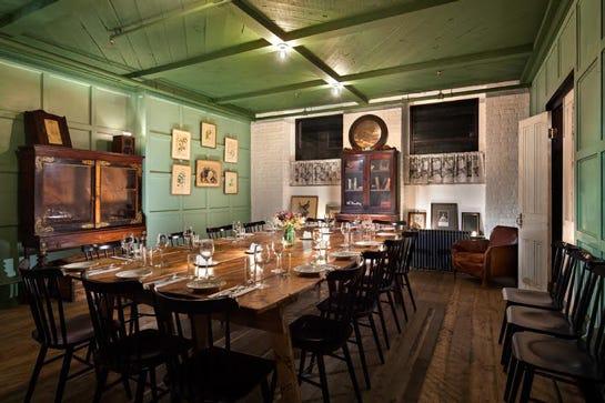LES Restaurants Lower East Side Restaurant Guide