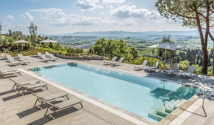 Photo Courtesy Of Toscana Resort Castelfalfi