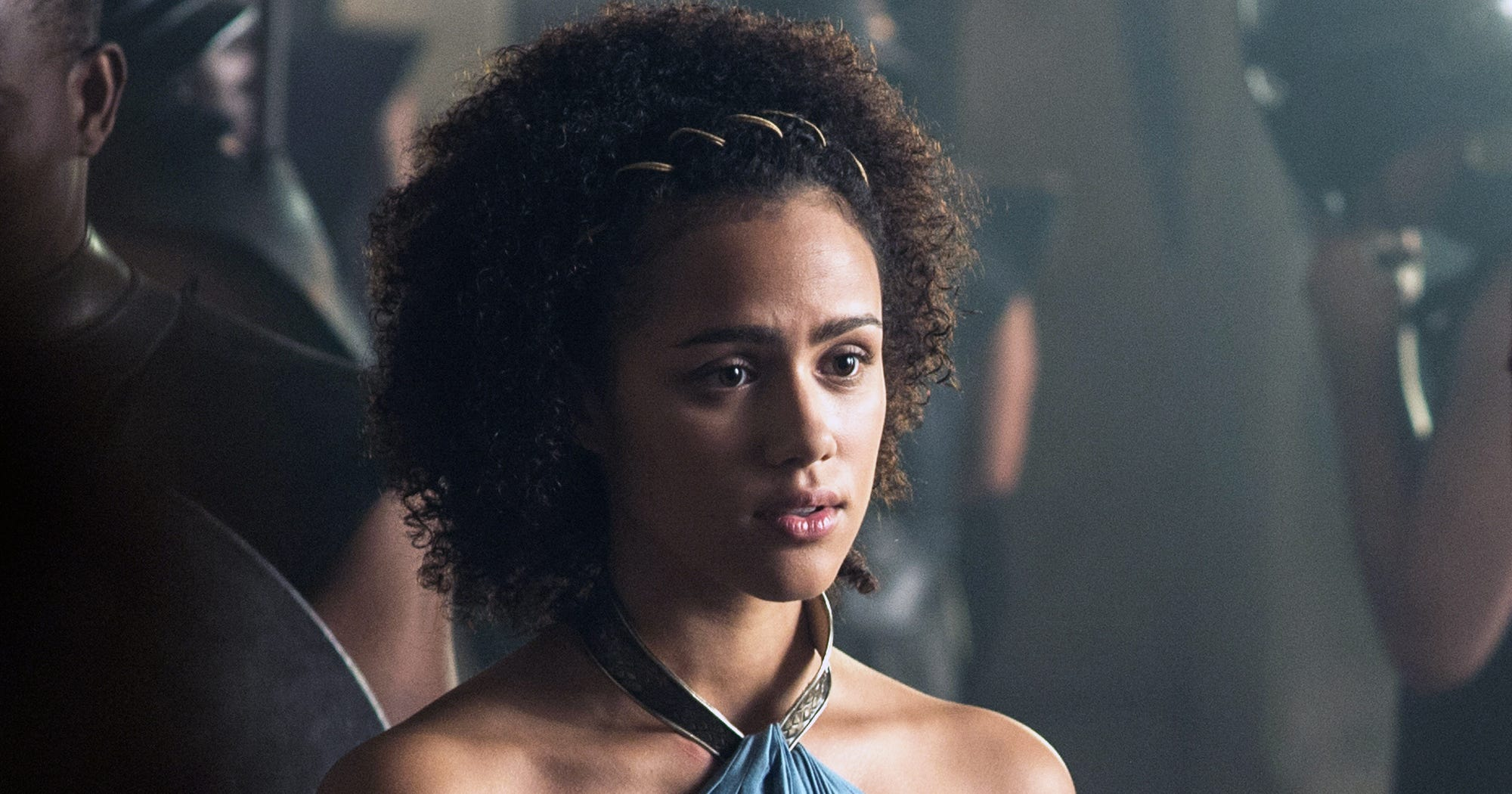 Game Of Thrones Spoilers Grey Worm Missandei Romance