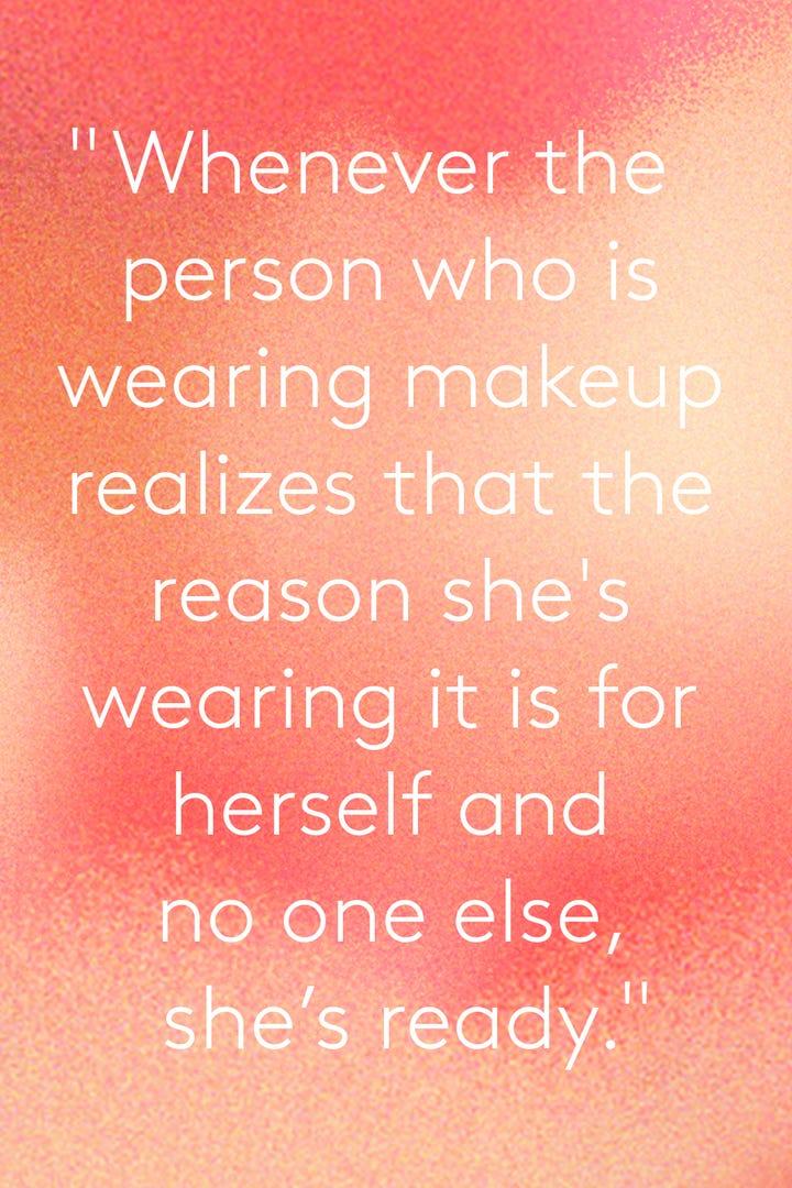 When To Start Wearing Makeup