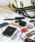 Take A Peek Into Powerhouse Blogger Kimberly Pesch's Bag