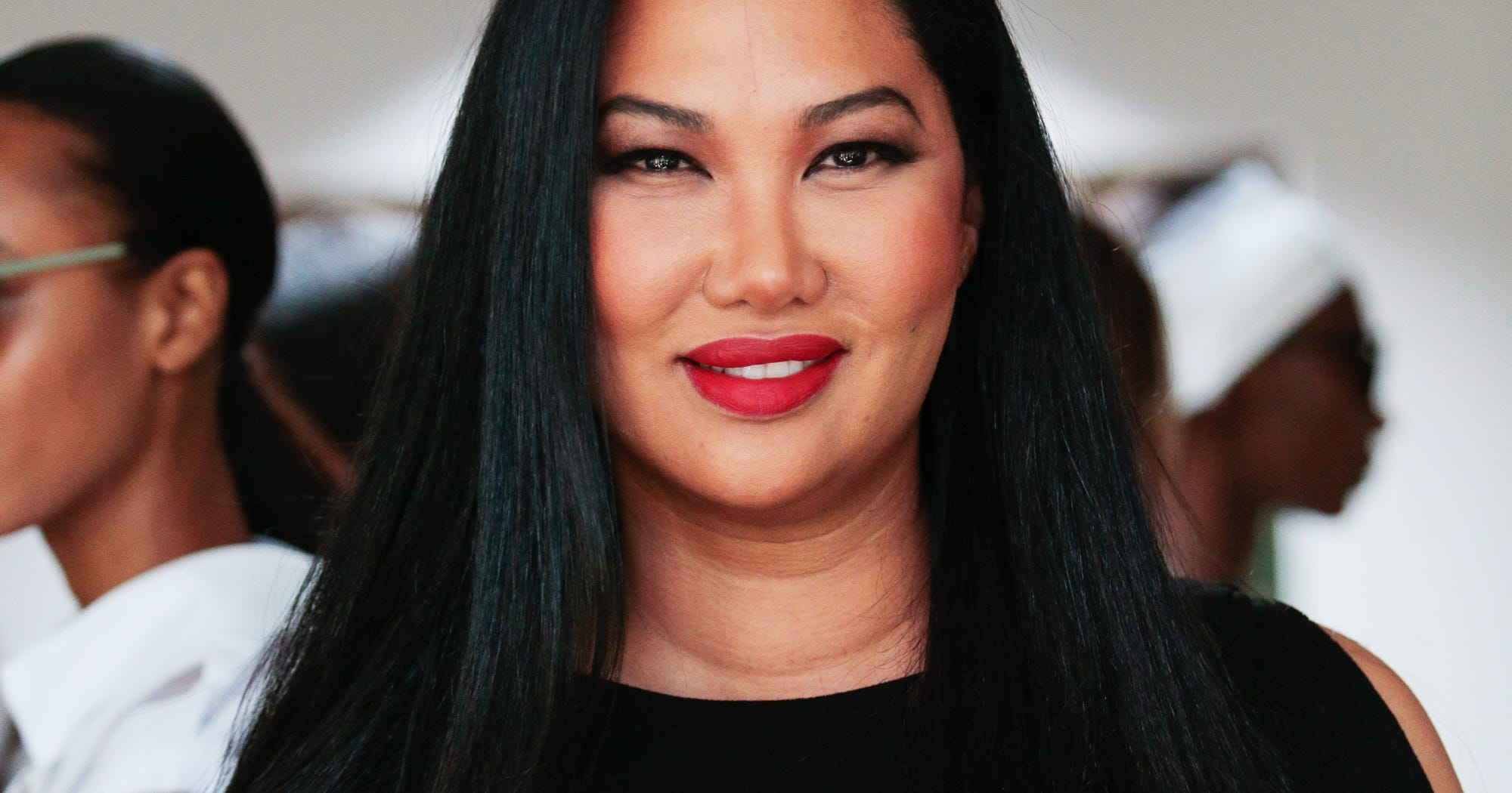 Ming Lee Kimora Lee Simmons Daughter Photos