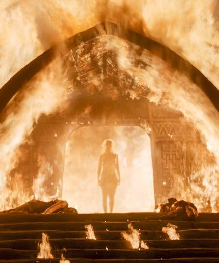 Go Behind The Scenes Of Game Of Thrones With The Stuntman: Daenerys Targaryen Khal Moro Tupac Rap GOT