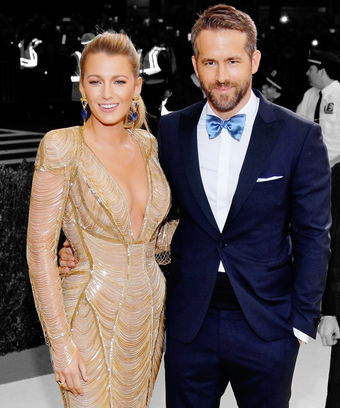 Ryan Reynolds Blake Lively 30th Birthday Instagram
