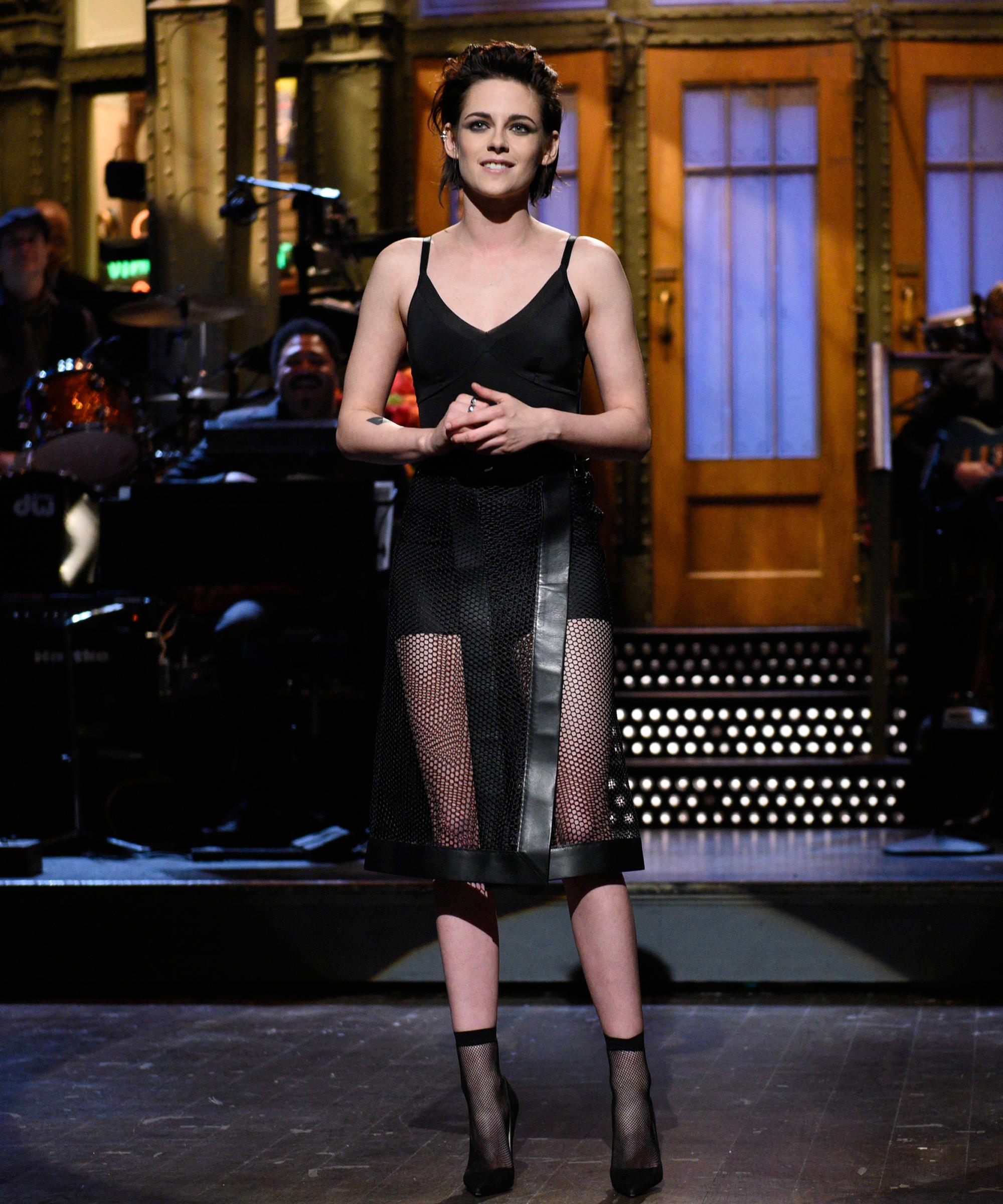 Saturday Night Live Kristen Stewart Melissa Mccarthy