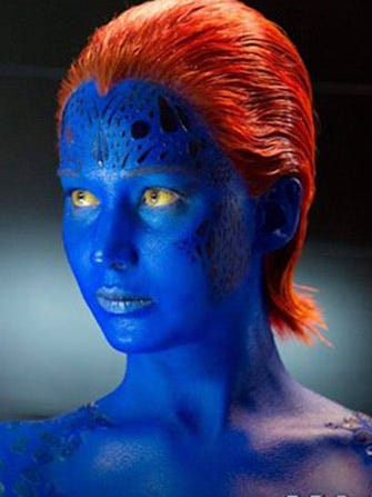 Jennifer Lawrence X-Men Mystique Spinoff RumorsHunger Games Cosplay