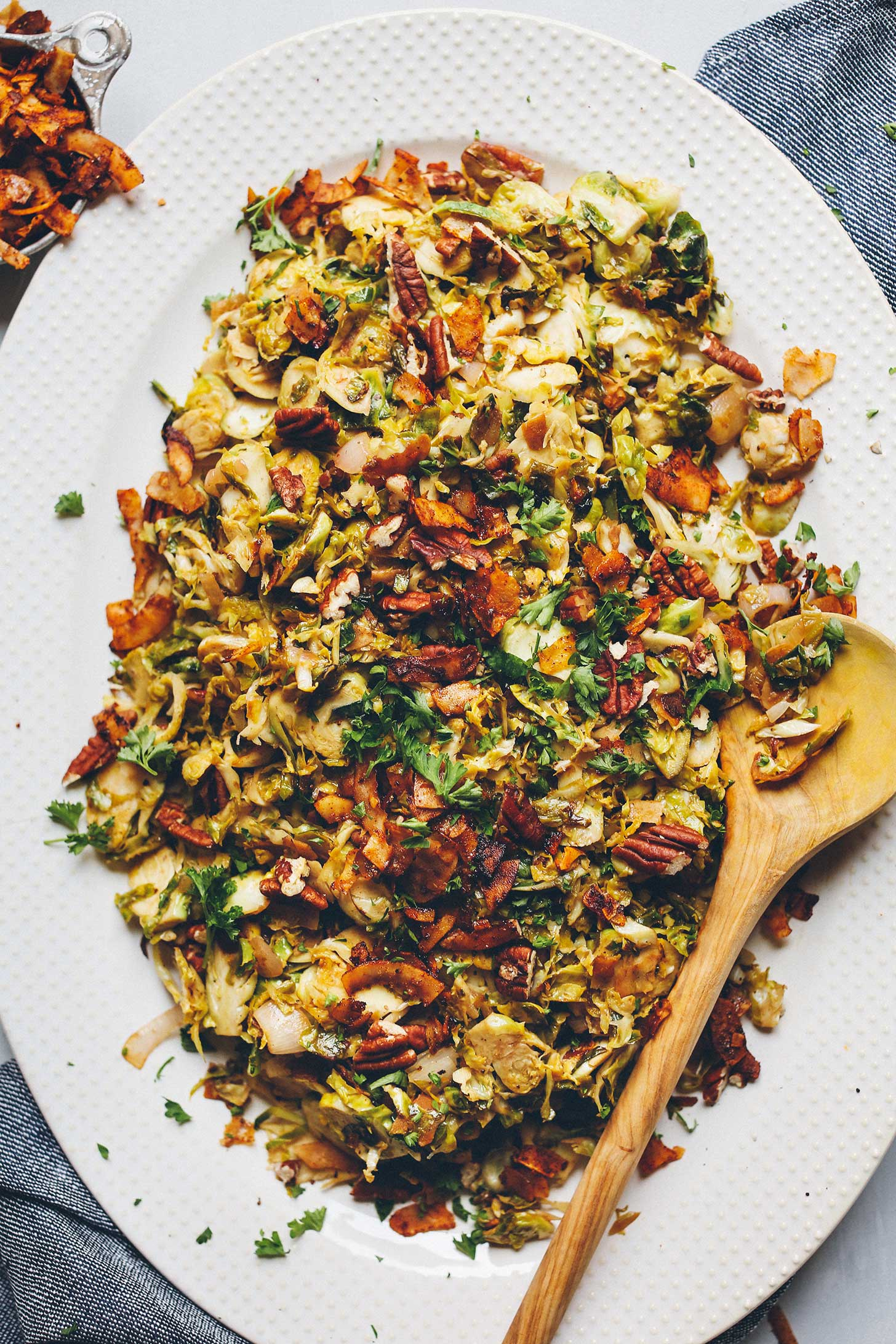 Brussel Sprout Recipes Roasted Parmesan