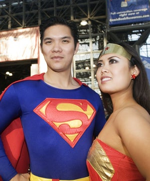 Comic con speed dating