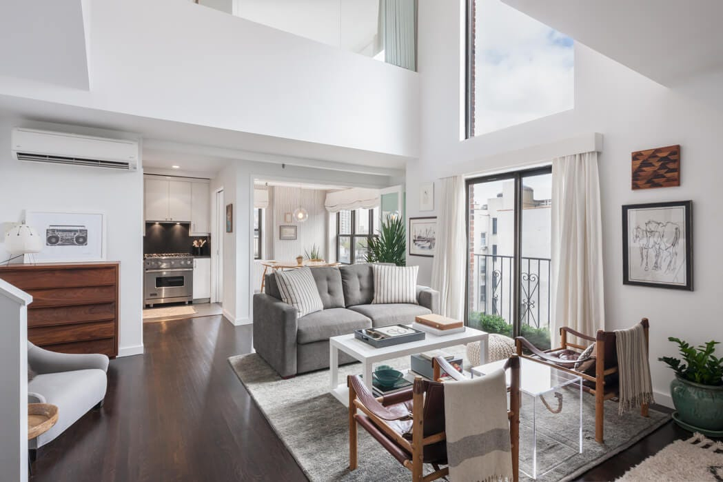 Alexis Bledel Brooklyn Heights Apartment