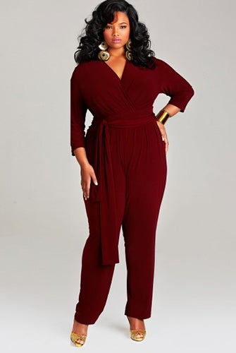 Plus Size Jumpsuits - Cute Rompers