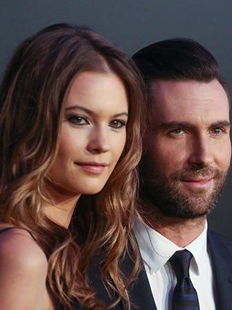 Adam Levine & Behati Prinsloo Are Married