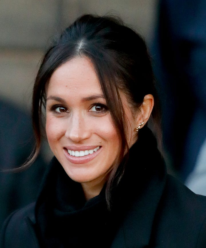 Meghan Markle Guide To Perfect Wedding Makeup Skin Hair