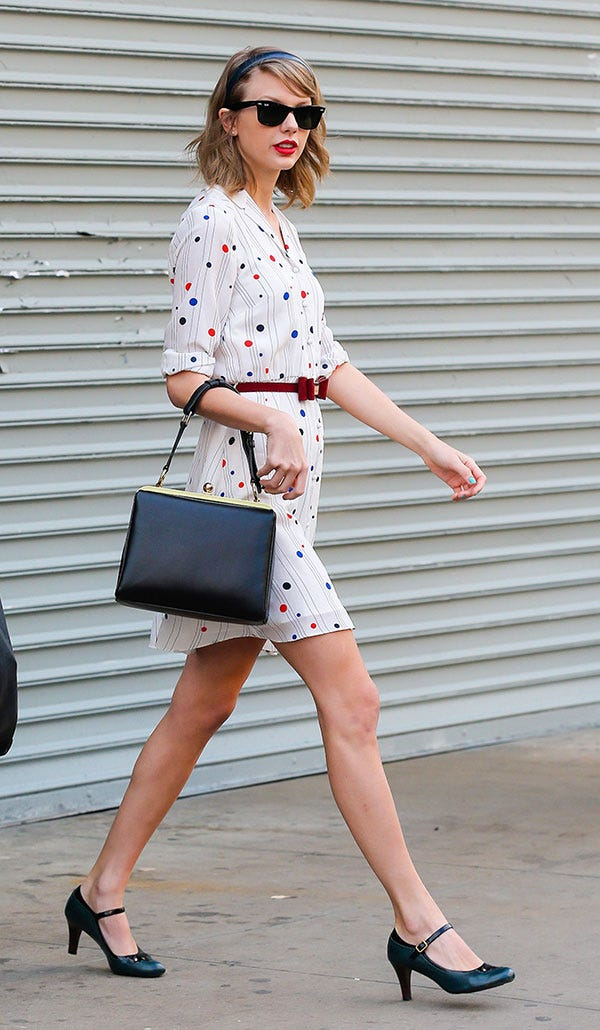 This Is What Taylor Swift Looks Like After The Gym