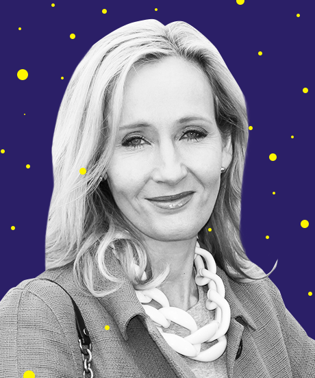 the life of jk rowling Harry potter author jk rowling's delivers your donation today ensures that harvard magazine can continue to provide high-quality life is difficult, and.