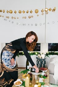 How To Throw A Weeknight Holiday Party