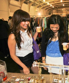 sassy city chicks sample sale