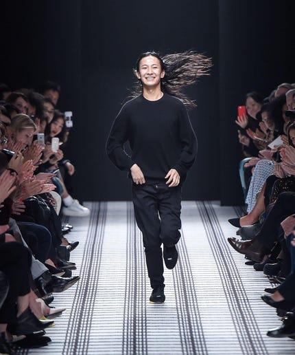 Alexander Wang Leaves Balenciaga Creative Director Role