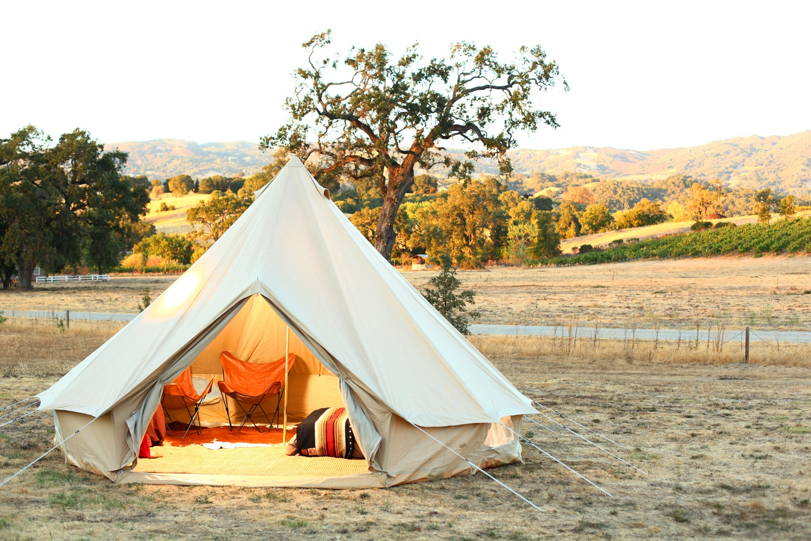 Glamping Accessories And Tips For Luxury Camping